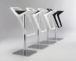 Универсални въртящи се бар столове за вътрешно използване