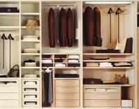модерна гардеробна стая