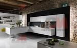 Проектиране и изработка на обзавеждане за модерна кухня за къща