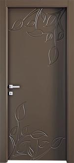 нечупливи  интериорни врати с различни видове фрезоване