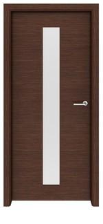 доброкачествени интериорни врати със сатен лак