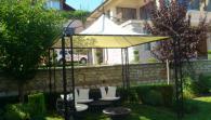 Градински метални шатри