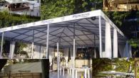 Метални шатри за градина