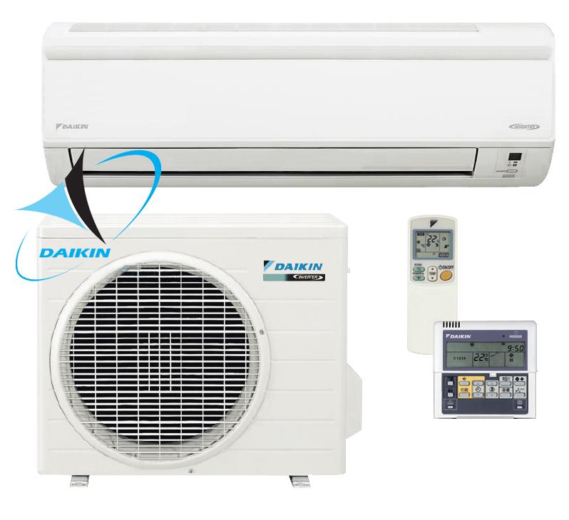 Инверторни - Инверторен климатик DAIKIN COMFORT FTX25J / RX25J