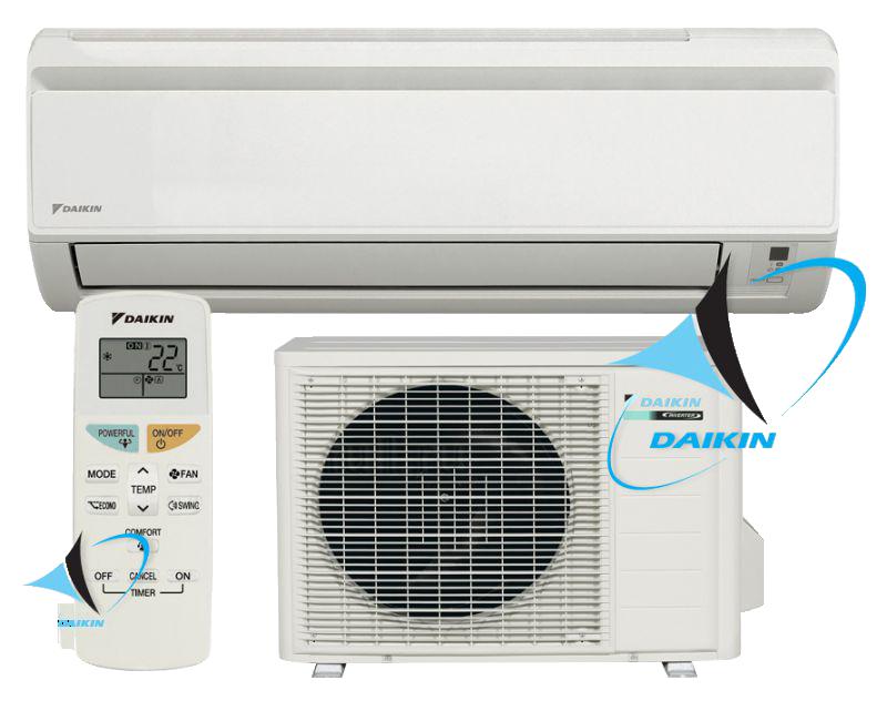 Инверторни - Инверторен климатик DAIKIN OKI COMFORT FTXN35L / RXN35L