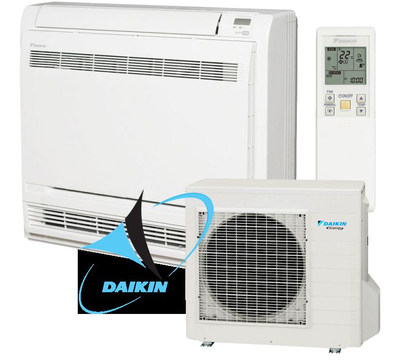 Инверторни - Инверторен климатик DAIKIN PROFESSIONAL FVXS25F / RXS25G - подово тяло