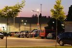 изработване на LED осветление за открит паркинг