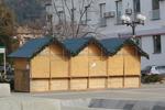 изграждане на павилион за продажба до 9 кв.м от дърво