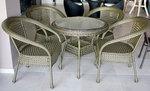 Ратанова  мебел за всяко едно пространство в зимната градина