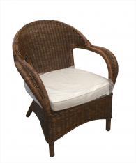 Луксозно кресло от ратан