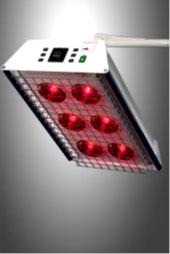 Инфрачервена лампа с 6 бр. лампи