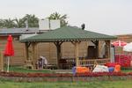 изграждане по поръчка на дървена шатра