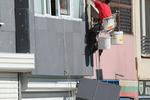 саниране на панелен блок
