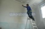 Цялостно шпакловане на стени по поръчка