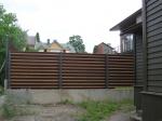 Цялостно изграждане на дървени огради