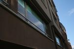 иноксови парапети за прозорци
