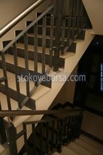 парапет от метал за стълби по поръчка