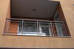 метални парапети за балкони по поръчка