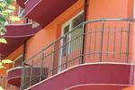 изработка на иноксови парапети за тераси