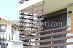 изработка на парапети за тераси от дърво и метал