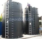 сглобяеми резервоари за съхранение на индустриални цели