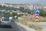 изработка по поръчка на пътни знаци със задължителни предписания