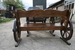 битови маси с 1 пейка и един стол за механи и кръчми по поръчка