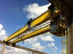 производство на двугредов мостов кран