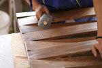 производство на дървени оградни пана