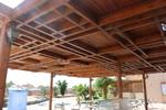 изработка на дървени покривни конструкции
