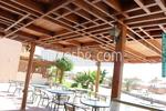 дървена покривна конструкция