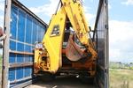 Професионално превозване на строителна техника