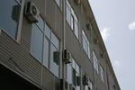сайдинг изолация на административна сграда
