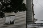 поставяне на сайдинг облицовка на жилищен блок