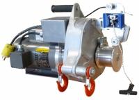 Електрически лебедки за строителството - 820 кг