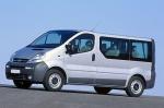 Наемане на бус Opel Vivaro за 1 ден