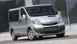 Бусове Opel Vivaro под наем за 2 часа