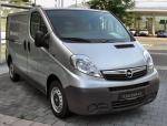 Наемане на Opel Vivaro за 5 часа