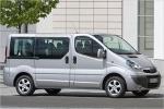Бус Opel Vivaro под наем за 8 часа