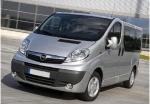 Осигуряване на трансфери Opel Vivaro до аерогара Бургас