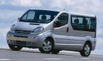 Извършване на трансфер с Opel Vivaro до аерогара Бургас