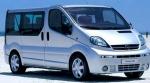 Осигуряване на трансфер с Opel Vivaro до летище Варна