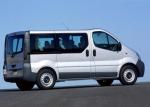 Трансфери Opel Vivaro до аерогара Варна