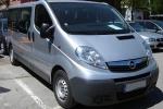 Осигуряване на трансфер с Opel Vivaro до летище Пловдив