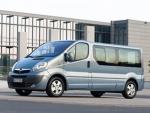 Трансфер с Opel Vivaro до летище Пловдив