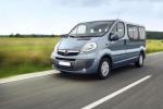 Извършване на трансфери Opel Vivaro до летище Пловдив