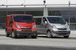 Извършване на трансфер с Opel Vivaro от аерогара Бургас
