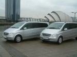 Извършване на трансфери Mercedes Viano до аерогара Варна