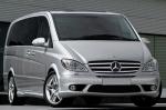 Извършване на трансфер с Mercedes Viano до аерогара София