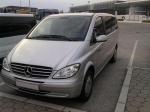 Наемане на бус Mercedes-Benz Viano за 8 часа